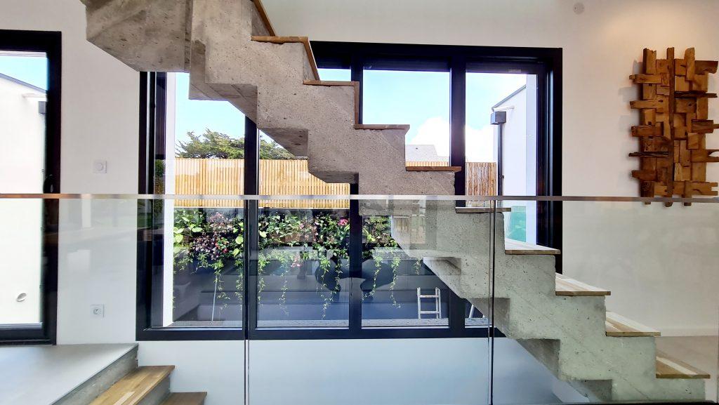 Escalier Villa Victor